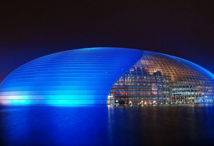 National Centre for Performing Arts, Beijing - China