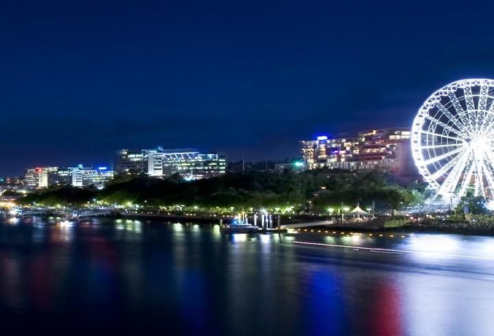 Southbank Parklands, Brisbane - Australia