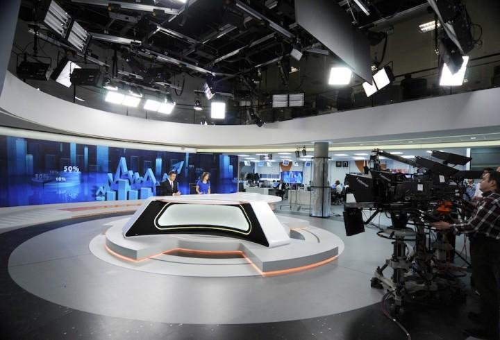 Antena 3 TV Studios - Spain