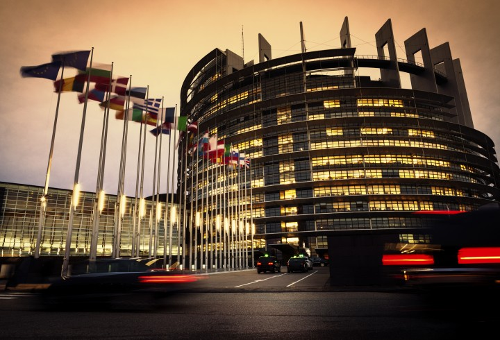 European Parliament - Brussels