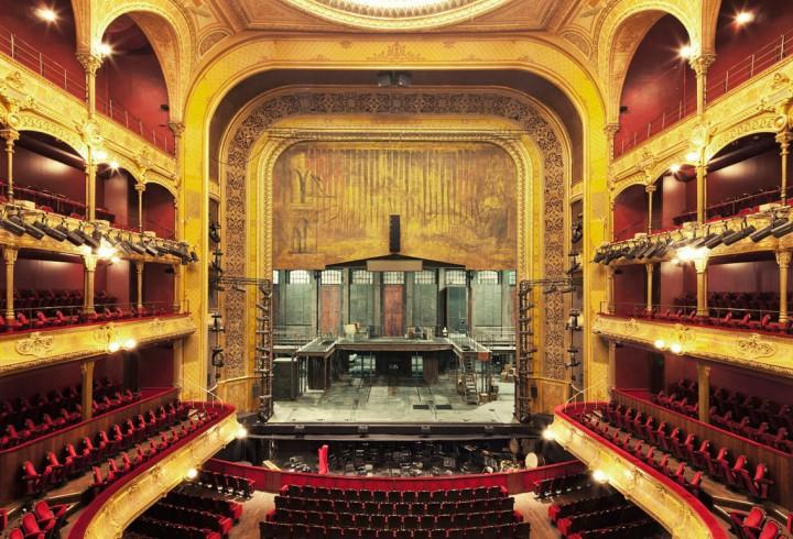 Théâtre du Châtelet, Paris - France